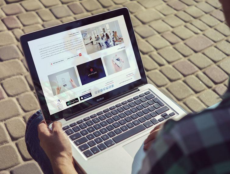 طراحی وبسایت تبلیغات برتر