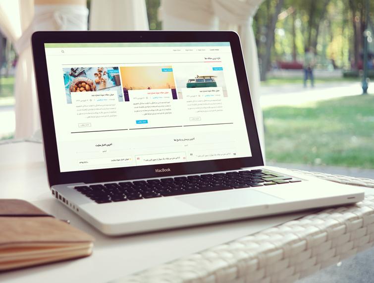 طراحی وبسایت HSE TALENT