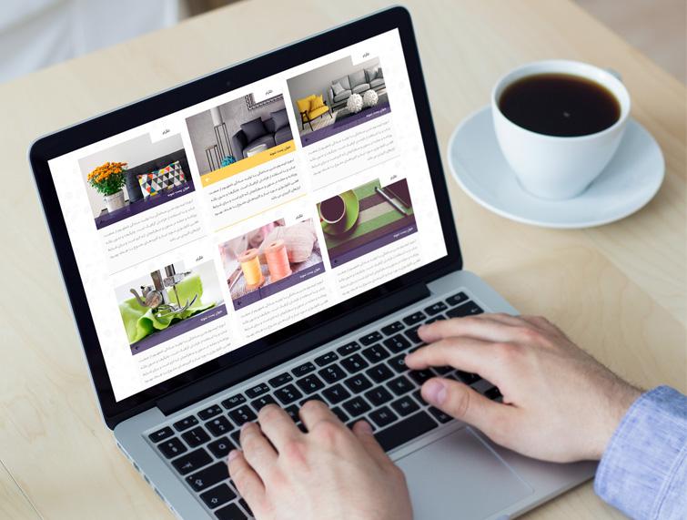 طراحی وبسایت سبزلایک